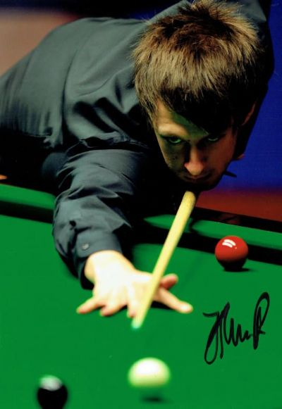 Judd Trump Autograph Signed Photo Snooker For Sale